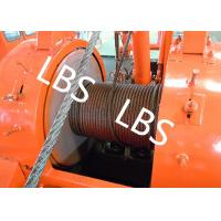 Wholesale Oil Drilling Equipment Offshore Winch Tractor Hoist Winch / Well Servicing Unit Winch from china suppliers