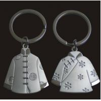 Wholesale high quality couple key chains from china suppliers
