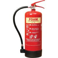 Wholesale 6 Litre Foam Fire Extinguisher Inner Painting PVC Rubber Nozzle For Computer Room from china suppliers