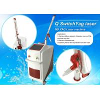 Wholesale Q - Switched ND Yag Laser Pigmentation / Tattoo Temoval  Machine from china suppliers