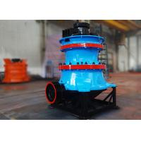 Wholesale Dust Control System Cone Rock Crusher Single Cylinder Lightweight Slag Crusher from china suppliers