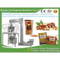 Wholesale Automatic potato chips Packing Machine with Nitrogen Flushing Bestar packaging from china suppliers