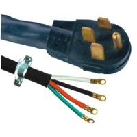 Wholesale North America Heavy Duty AC Power Cord Four Pin NEMA 14 50P For Dryer from china suppliers