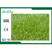 Quality Natural Looking Durable Outdoor Artificial Turf For Gardens Excellent Performance for sale