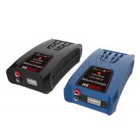 Quality RC Hobby 60 Watt H6 DUO AC/DC RC NiMh Battery Charger For 2 X 6 Cells Lipo Battery for sale