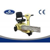 Wholesale Cordless Electric Dust Cart Floor Scooter Cleaner Machine Controllable Speed from china suppliers