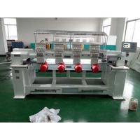 Wholesale Four Heads / Single Head Computer Embroidery Machine Support Multi Languages from china suppliers