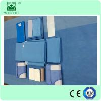 Wholesale The Directly Price from Manufacturer Disposable Hip Orthopedic surgical drape pack from china suppliers