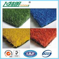 Wholesale PP Kindergarten Artificial Grass Roll False Lawn V Shape PE 8 - 10  Years Warranty from china suppliers