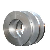 Wholesale High Tensile Strength Stainless Steel Strip 2mm Alkali Acid Resistance from china suppliers
