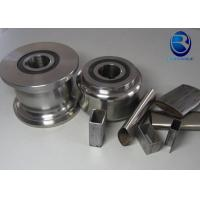 Wholesale Cr12 Material Office Partitions Roll Forming Rollers Manufacturing from china suppliers