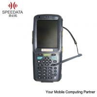 Wholesale IP65 Portable Data Collector Handheld Thermal Printer with 3.5 inch TFT Screen from china suppliers
