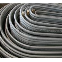 Wholesale ASTM A210 A106B / A53B / A179 / A192 ERW U Bend Pipe Tubes Annealed , Length 6 m ~ 25m from china suppliers