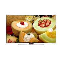 Wholesale High Resolution 85 inch 4K Curved Television Screens Support HDMI Port / AV Port from china suppliers