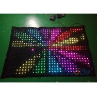 Wholesale High Brightness P8 Flexible LED Curtain 7 Channel Dmx Controller For Background from china suppliers