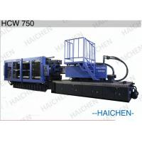 Buy cheap 750 Ton Servo Energy Saving Injection Molding Machine For The Plastic Box from wholesalers