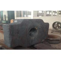Wholesale 1950mm Length Alloy Steel Forgings , Pressure Vessel Container Part Forging from china suppliers