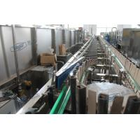 Electric Conveyor Bottle Reverse Sterilizer 20 Second Sterilizing Time