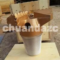 Buy cheap Hot sale  171l 3 Wings Drag Drill bit/PDC Drag Drill Bits for Water Wells, Mining, Geotherma from wholesalers