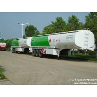Wholesale 45000l carbon steel fuel tank 45000L oil tank truck trailer for africa  WhatsApp:8615271357675 from china suppliers