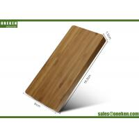 Wholesale Fast Charging Bamboo Wood Power Bank 5000mAh 2A 125 * 65 * 12mm With Dual Port from china suppliers