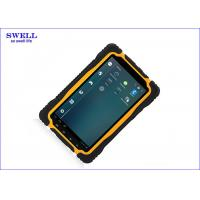 Wholesale IPS Screen NFC MT quad core RFID Tablet PC IP67 , ruggedized tablet pc With GPS from china suppliers