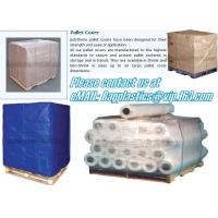 Wholesale Jumbo bag, pallet covers, PE asbestos bag, biohazard bag, pe cover film, rubble sack from china suppliers