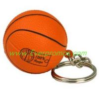 Wholesale Basketball Key Chain Stress Reliever from china suppliers