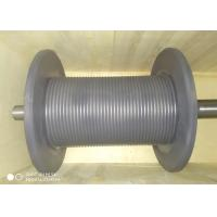 Wholesale Custom - Made Lebus Grooved Drum For Lifting Machinery IFA ISO Standard from china suppliers