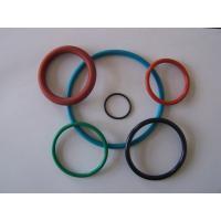 Wholesale Colourful Rubber Viton O-ring With Resistant Solvents Approved AS568 Standard And Non-Standard Silicone O-Ring from china suppliers