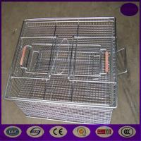 Wholesale Disinfection Basket made from stailess steel wire PRICE from china suppliers