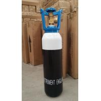 Wholesale 3.5L 150bar High Pressure Hydrogen Cylinder with portable handle from china suppliers