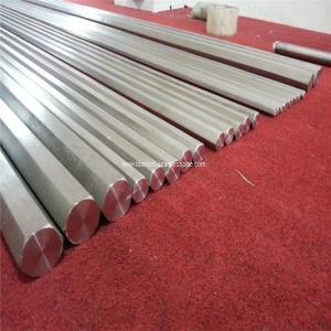 Wholesale Gr2 grade2 titanium hex bar Hexagonal rods Gr2 TITANIUM hexagon bars from china suppliers