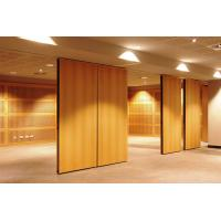 Wholesale Hanging Floor To Ceiling Wooden Acoustic Room Dividers 1220mm width from china suppliers
