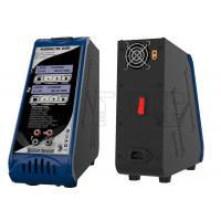 Wholesale Blue DUO port Lipo battery balance charger 110-240V Each port 200W 10A from china suppliers