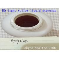 Wholesale Boldenone Undecylenate Yellow Liquid Equipoise , Bulking Cycle Steroids from china suppliers