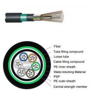 Wholesale Outdoor Stranded Loose Tube Armored Fiber Cable Fibra Cable GYTY53 from china suppliers