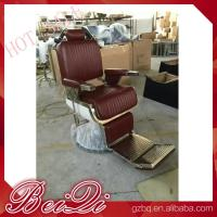 Wholesale Luxury hair salon furniture barber styling units reclining hairdressing chair for sale from china suppliers