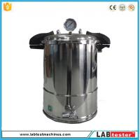 Wholesale Ce & Iso Accelerated Aging Chamber Lab Test Machines High Pressure 75 Liter Steam Autoclave Sterilizer from china suppliers