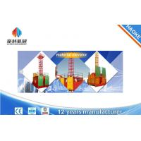 Wholesale 400 Meters Promoting Height Construction Elevators With 32 Person Capacity 2 Tons from china suppliers