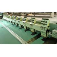 Wholesale Second Hand Commercial Embroidery Sewing Machine With Automatic Color Changing from china suppliers