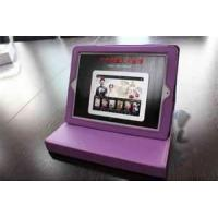 Wholesale 2 - in - 1 Wireless Bluetooth Silicone Keyboard with Protective case for iPad 3 with Stand from china suppliers