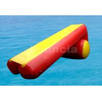 Wholesale 7m Long Inflatable Water Slide Made Of Durable PVC Tarpaulin from china suppliers