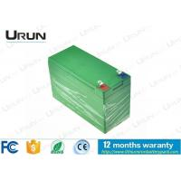 Wholesale Long Life Solar Energy Storage Battery For Solar Power System 12V 17.4Ah from china suppliers