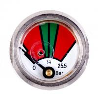 Wholesale Chrome Plated Fire Extinguisher Gauge Diaphragm Pressure Gauges JQ0808 from china suppliers