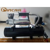 Wholesale 1.8CFM 12V Portable Air Compressor For Car With 8L Tank CE Approved from china suppliers
