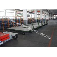 Wholesale Bridge Damping Flatbed Multi Purpose Trailer With Hand Brake PT-3 from china suppliers