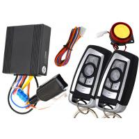 Wholesale Anti Robbery One Way Motorcycle Alarm System With Automatical Arm System from china suppliers