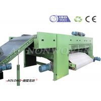 Wholesale Leather / Carbon Fiber Cross Lapper Machine For PU Leather Making 2800mm Width from china suppliers
