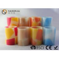 Wholesale 2*AA Battery Flameless Votive Candles With Remote Control Glitter Surface from china suppliers